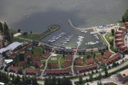 Marina a Lake Resort Lipno n. V.